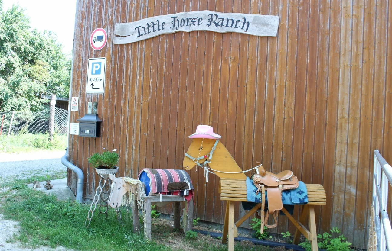 LIttle Horse Ranch Banner